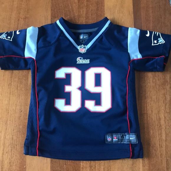 nike Other New England Patriots Kids Jersey Poshmark